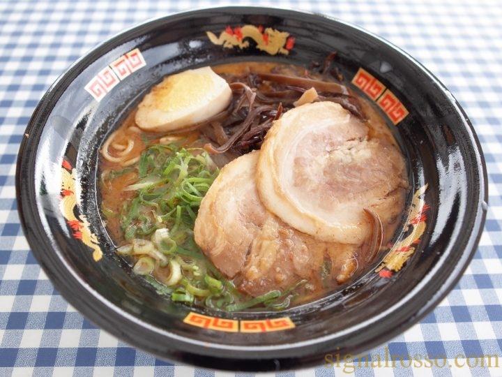 【東京競馬場グルメ】味千ラーメン「味千らーめん」【レポート】