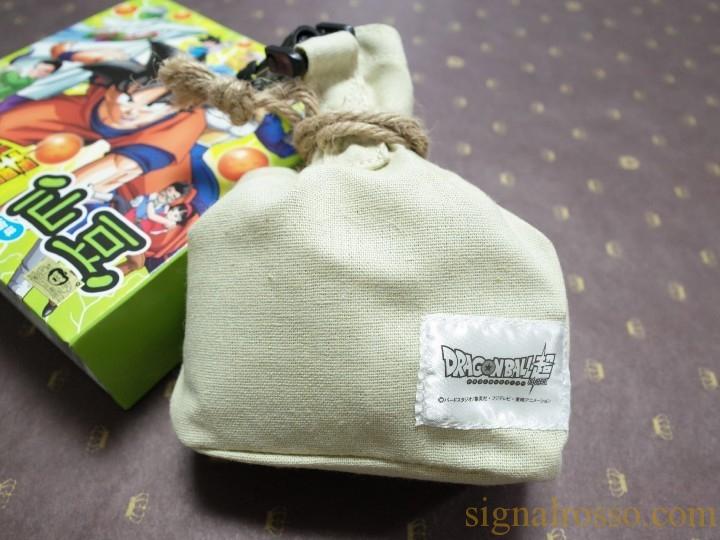 【お菓子レビュー】ドラゴンボール超 仙豆