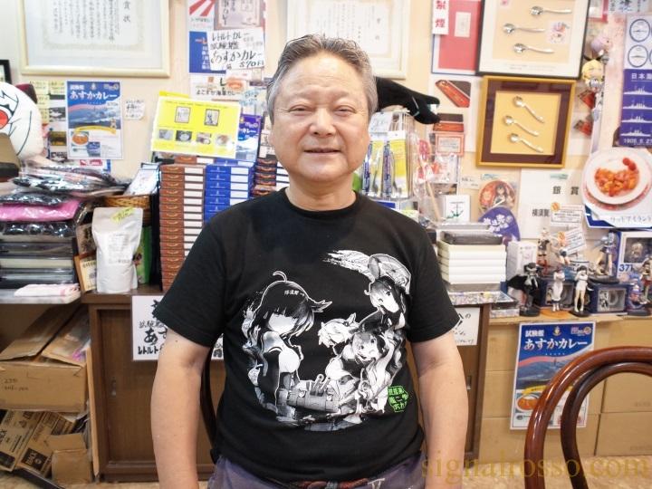 【横須賀】海軍カレーの礎を築いた巨匠!「ウッドアイランド」店主のこだわりと愛