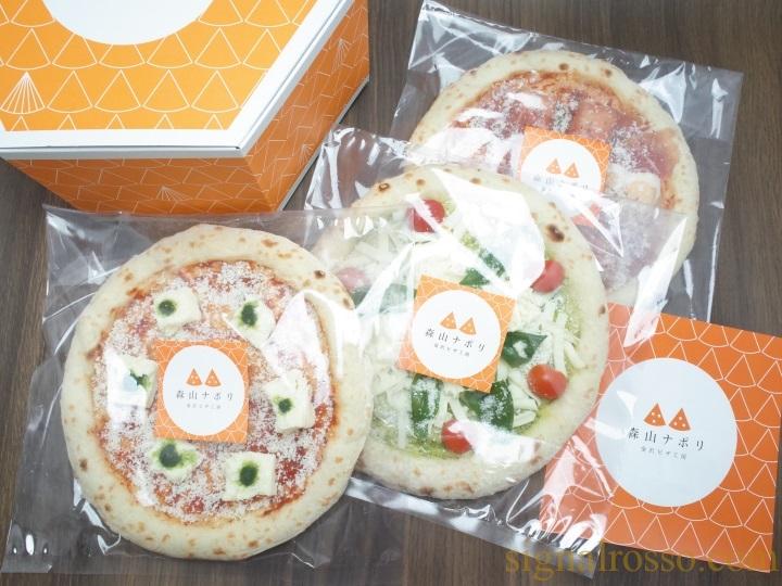 【購入レビュー】概念が変わる!森山ナポリは冷凍ピザ通販の革命だ【お取り寄せグルメ】